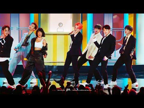 190501 작은 것들을 위한 시 (Boy With Luv) feat. Halsey  BTS JIMIN FOCUS /방탄소년단 지민 직캠 (BBMAs) - Thời lượng: 4:20.
