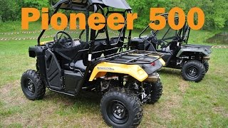 7. 2016 Honda Pioneer 500 Test Drive & First Impressions