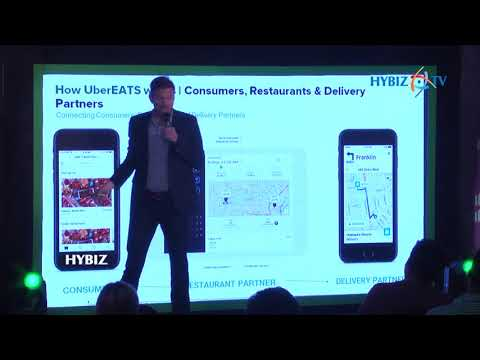 , UberEATS Goes LIVE in Hyderabad Jason Droege