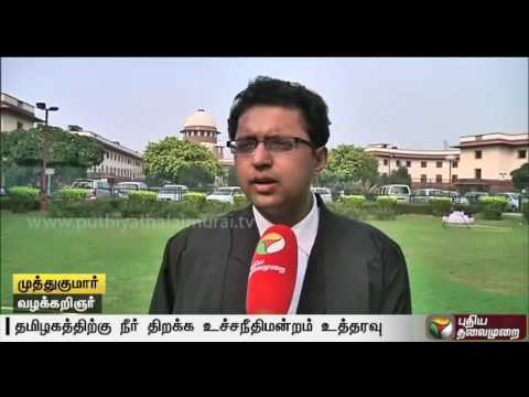 SC-condemns-Karnataka-govt-asks-to-open-Cauvery-water-to-TN