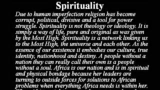 Haile SELASSIE I (ABBA QIDUS) Speaks On SPIRITUALITY - NEW WINE!