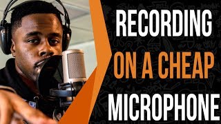 Download Lagu Can You Record Music With A Cheap Microphone? NO!!!!!!!!!!! Mp3