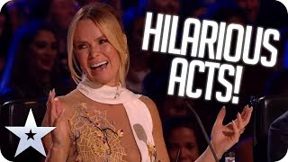 Video The most HILARIOUS performances from Series 13 | BGT 2019 MP3, 3GP, MP4, WEBM, AVI, FLV Juni 2019