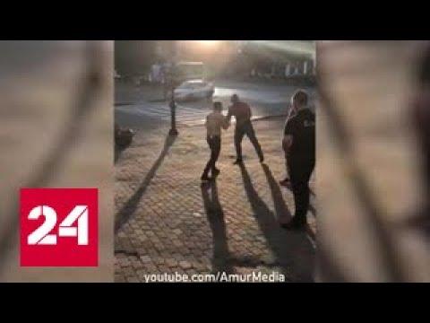 В Хабаровске в драке убит чемпион мира и Европы по пауэрлифтингу - DomaVideo.Ru