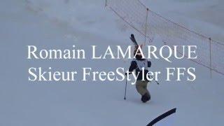 Font-Romeu-Odeillo-Via France  city photo : Romain LAMARQUE en Coupe de France de Ski Freestyle à Font Romeu