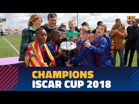[FULL MATCH] Iscar Cup 2018 (FINAL): Real Madrid - FC Barcelona