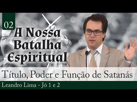 02. Título, Poder e Função de Satanás