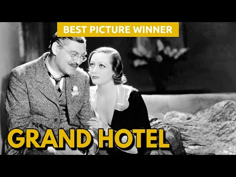 Grand Hotel (1932) Review – Watching Every Best Picture Nominees from 1927-2028