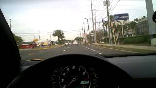 №120. April 2017 Heading to Down Town Winter Park, Florida, USAt.