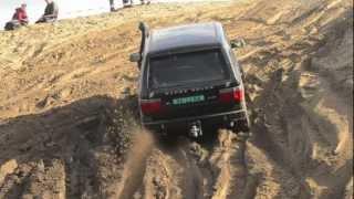 De Modder In Met De Range Rover P38