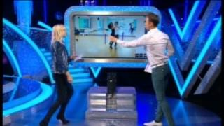SCD It Takes two - Nicky Byrne clip- 24-10-12