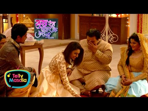 Dev And Sonakshi At Saurabh's ENGAGEMENT | Kuch Ra