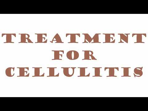 Treatment For Cellulitis - Anti Cellulite Oil Remedies (видео)