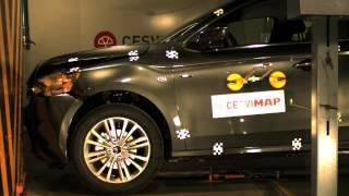 Crash Test delantero Citroën C-Elysée
