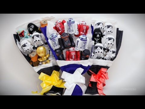 SEND YOUR VALENTINE A STAR WARS BOUQUET