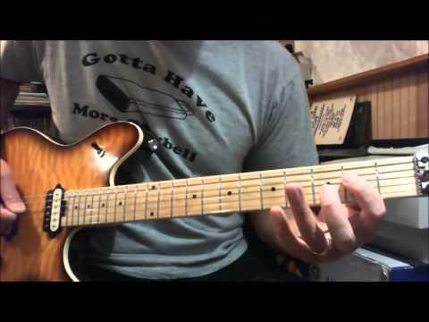 Judas Priest - Night Comes Down - guitar lesson