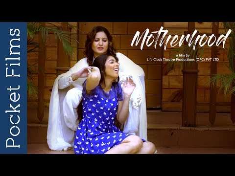 Hindi Touching Short Film - Motherhood | A mother and daughter's relationship story