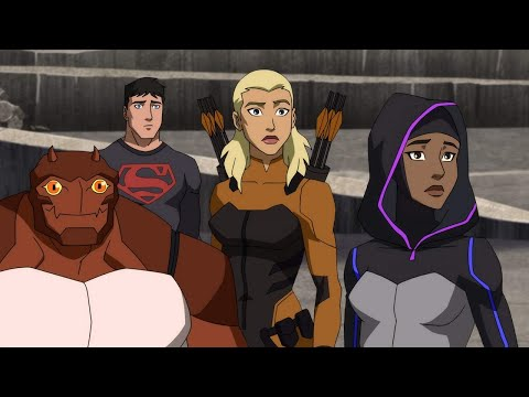 My Review of 'YOUNG JUSTICE: OUTSIDERS' Episodes 10, 11, & 12