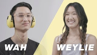 Video Couple Secretly Shares Both Sides Of Their Love Story (Weylie & Wah) MP3, 3GP, MP4, WEBM, AVI, FLV Agustus 2019