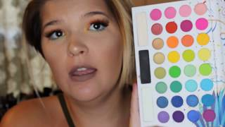 I recently received the Take Me Back To Brazil palette and decided to do a review and eye tutorial. Please like the video if you ...