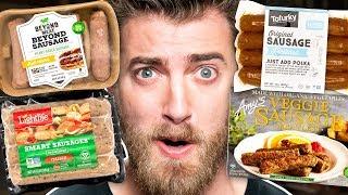 Ultimate Vegan Sausage Taste Test