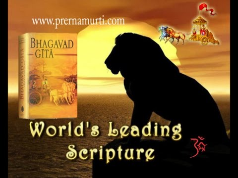 भगवद गीता  World 's Number 1 Scripture shrimad Bhagavad Gita