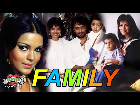 Zeenat Aman Family With Parents, Husband, Son and Affair