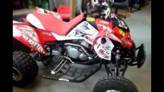 8. 2008 Outlaw 450 MXR