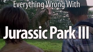 Video Everything Wrong With Jurassic Park III In 15 Minutes Or Less MP3, 3GP, MP4, WEBM, AVI, FLV Maret 2018