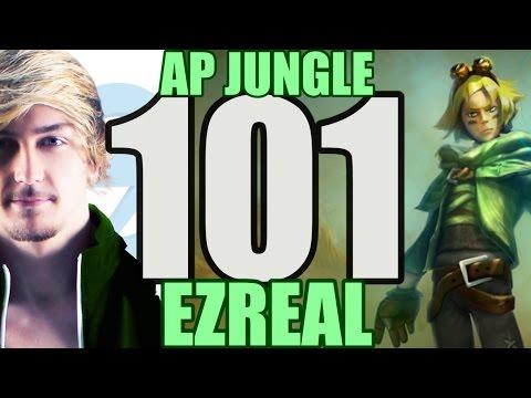 Siv HD - Best Moments #101 - JUNGLE AP EZREAL