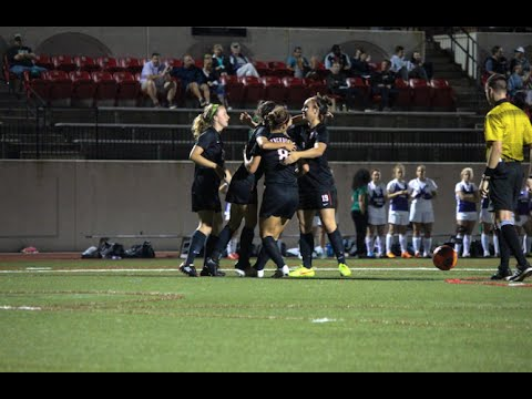Women's Soccer Highlights vs Southern Virginia