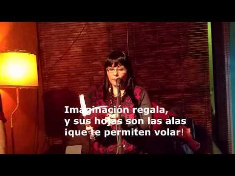 Poemas cortos - Arjona Delia en Madrid, España