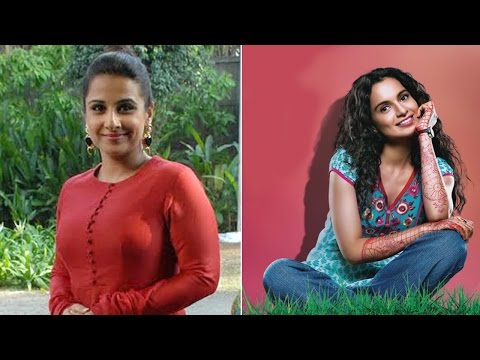 I loved Kangana in 'Queen': Vidya Balan