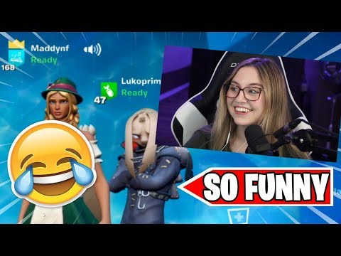 Try not to laugh at the funniest 7 year old on Fortnite