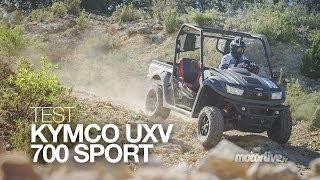 10. TEST | KYMCO UXV 700i Sport, le must du SSV baroudeur !