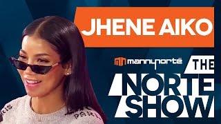 Video Jhene Aiko Talks Big Sean, Feminism, New Album & More With Manny Norte MP3, 3GP, MP4, WEBM, AVI, FLV Agustus 2018
