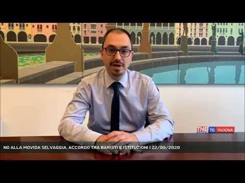 NO ALLA MOVIDA SELVAGGIA, ACCORDO TRA BARISTI E ISTITUZIONI   22/05/2020