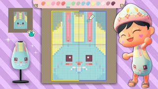 Creating Pro Design For Bunny Day in Animal Crossing by iHasCupquake