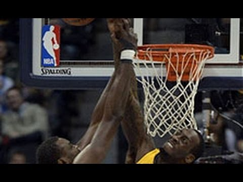 meets - J.J. Hickson comes up with the big block, sending Samuel Dalembert away empty-handed. Visit nba.com/video for more highlights. About the NBA: The NBA is the ...