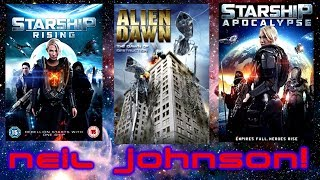 Neil Johnson First Impressions (Starship Rising, Starship Apocalypse, Alien Dawn)