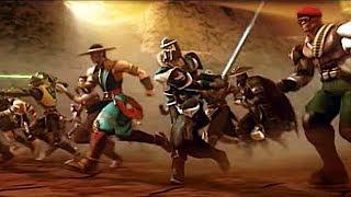 Video ENTIRE Mortal Kombat Roster CINEMATIC Fight Scene - Mortal Kombat 7 MP3, 3GP, MP4, WEBM, AVI, FLV September 2019