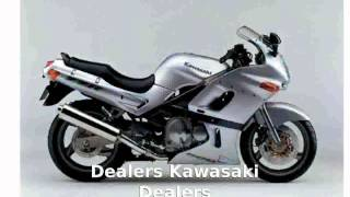 3. 2004 Kawasaki ZZR 600  Top Speed Info