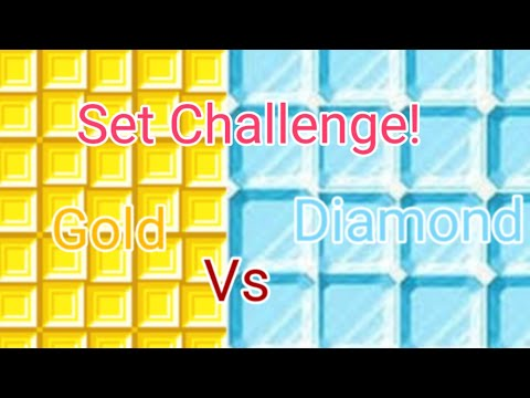 Growtopia - Gold Vs Diamond Set Challenge! Ft. PagalGt