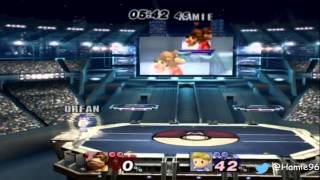 Hamie96 (DK, Ganon) vs Orfan (Lucas) Friendlies