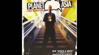 Planet Asia & Prodigy - Stick & Move (Acapella)
