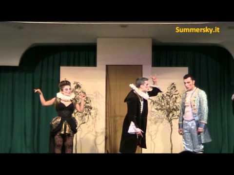 Ischia Teatro Festival - George Dandin farsa del contadino raggirato - Terza Parte