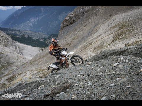 mont chaberton - ktm freeride 350!