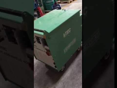 L-TEC Plasmaweld 4 Plasmaschweissmaschine / Plasma welder marcels-maschinen.ch