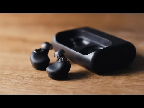 Bragi Dash wireless earbuds review