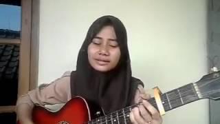 Rachmi ayu - Bukan untukku. Cover by Alvita.